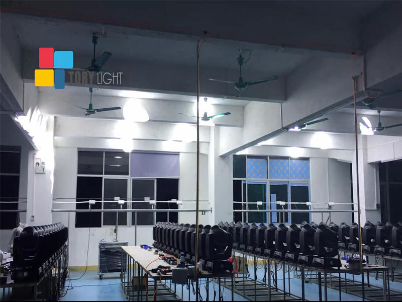 Led Stage Light Factory