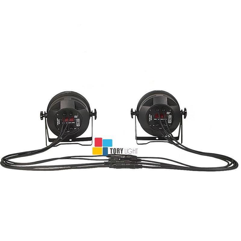 LED Blinder 4PCS 50W COB Par lighting